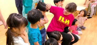 英語で遊ぼうの会 開催